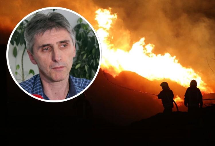 И даље гори у Херцеговини: Најтеже у Невесињу и Љубињу (АУДИО)