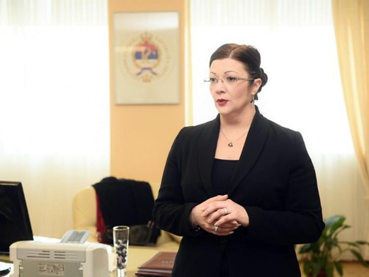 Смијењена Лејла Решић