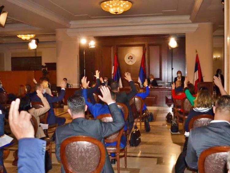 Парламент Српске усвојио Одлуку о укидању ванредног стања