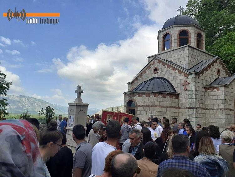Дан Светог Василија Острошког и Тврдошког (Аудио запис из Мркоњића – бесједа владике Димитрија)