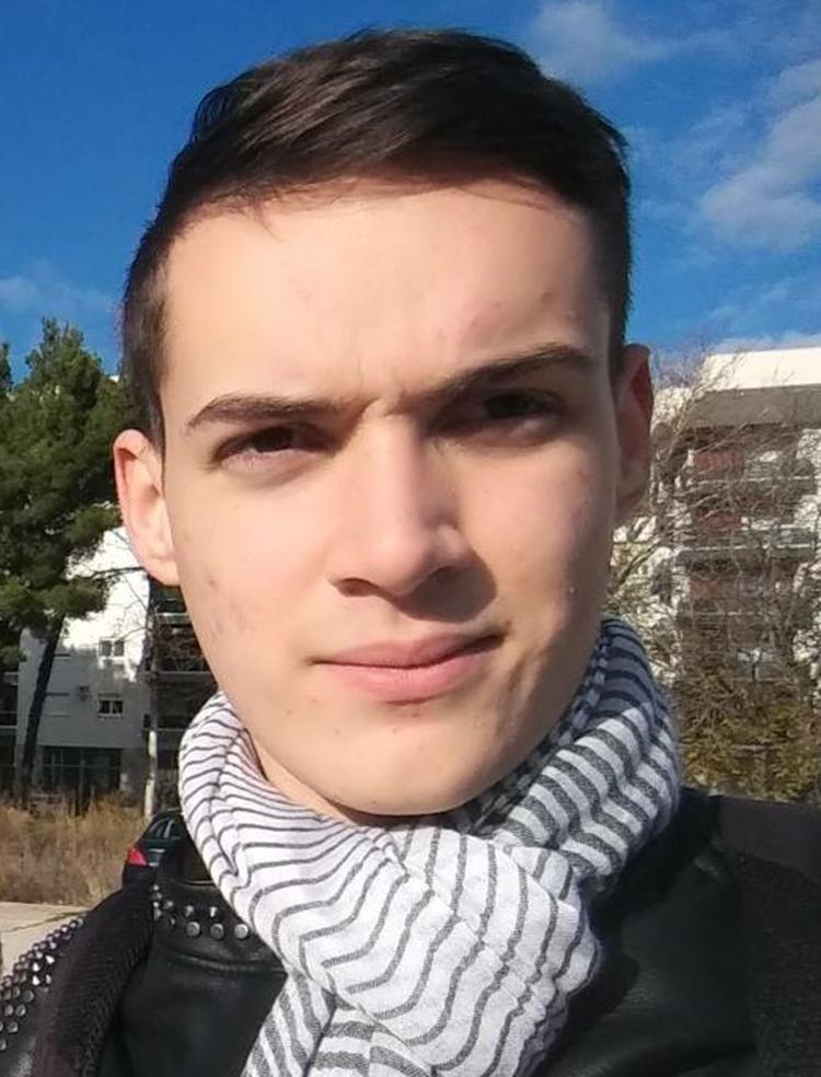 Аћим Шаренац ученик генерације ЦСШ Требиње (Аудио)