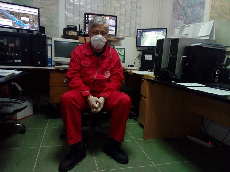 Оперативни центар Требиње у вријеме пандемије вируса корона (Аудио)