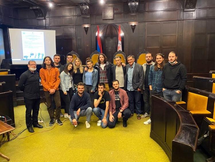 Награђени најбољи студентски сценарији: Требињки Маријани Гудељ трећа награда
