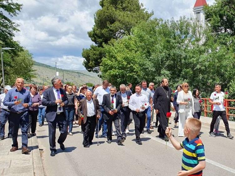 Sjećanje na dane kada je gorio Mostar i sve srpsko