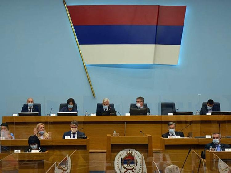 RTRS plus, 10.00 - NSRS o Prijedlogu deklaracije o zaštiti prava SPC u Crnoj Gori