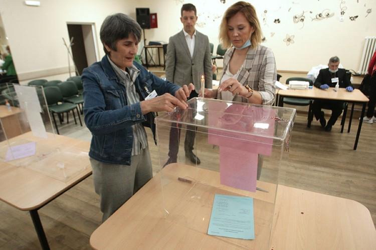 Парламентарни, покрајински и локални избори у Србији