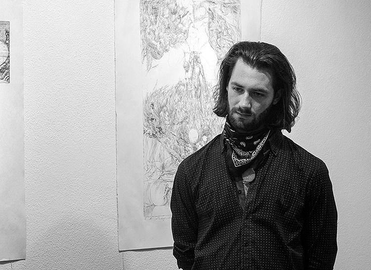 Изложба графика и цртежа академског сликара Енсара Хаџића у петак у Културном центру