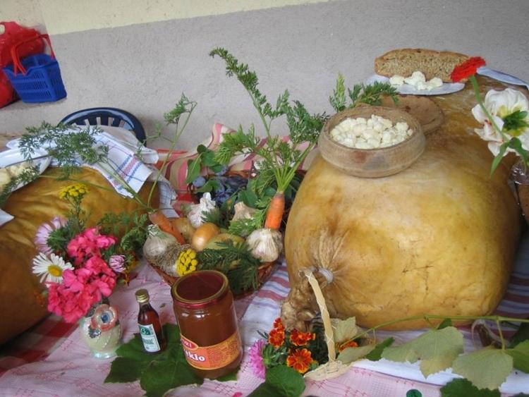 Невесињски сир из мијеха у свјетском атласу хране