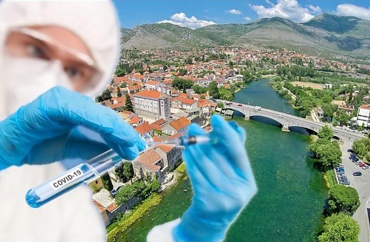 Četiri nova slučaja u Trebinju: U Srpskoj 71 novi slučaj virusa korona, jedno lice preminulo