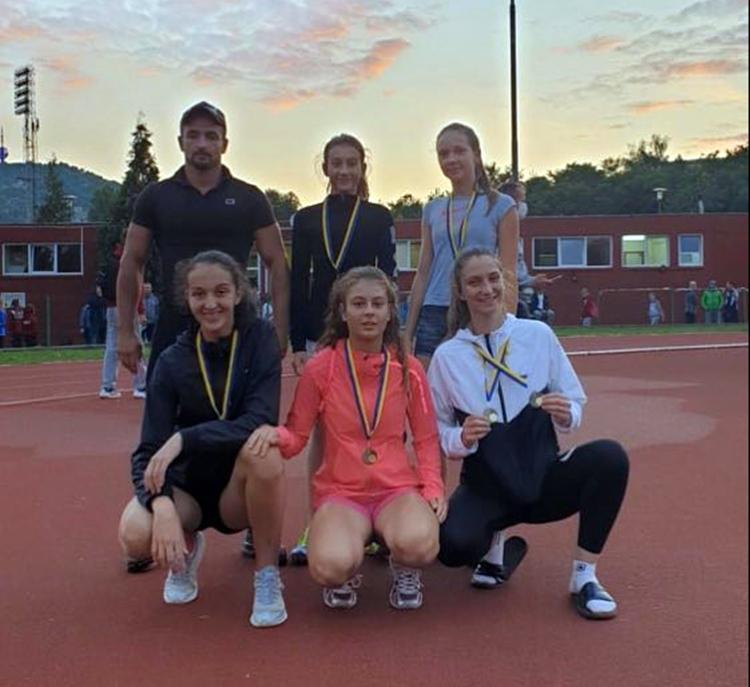 Нове медаље за Атлетски клуб Леотар