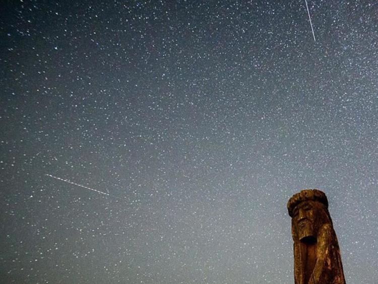 И вечерас спектакл на небу - метеорски пљусак Персеиди