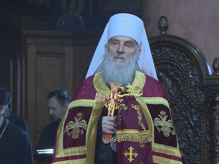 Патријарх Иринеј позитиван на вирус корона