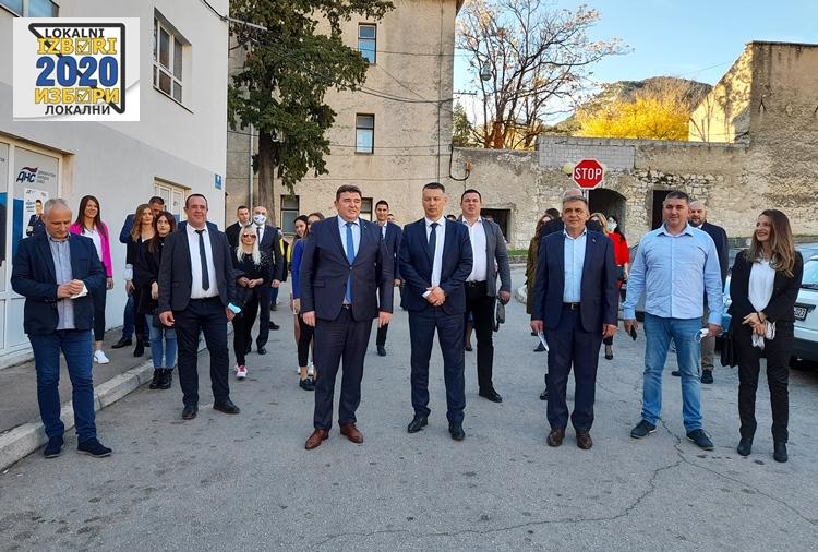 Nešić - Vlatković: Za ljude i život Trebinja