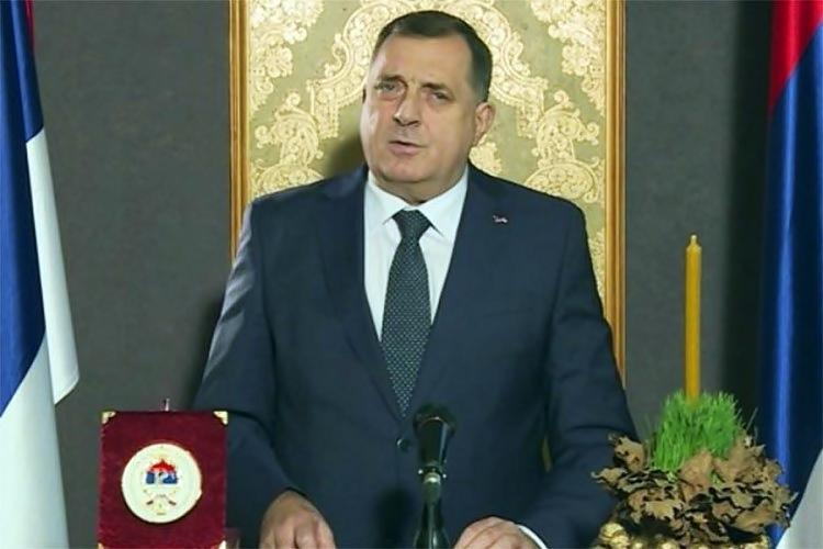 Додик: Историјски циљ - самостална и слободна Република Српска