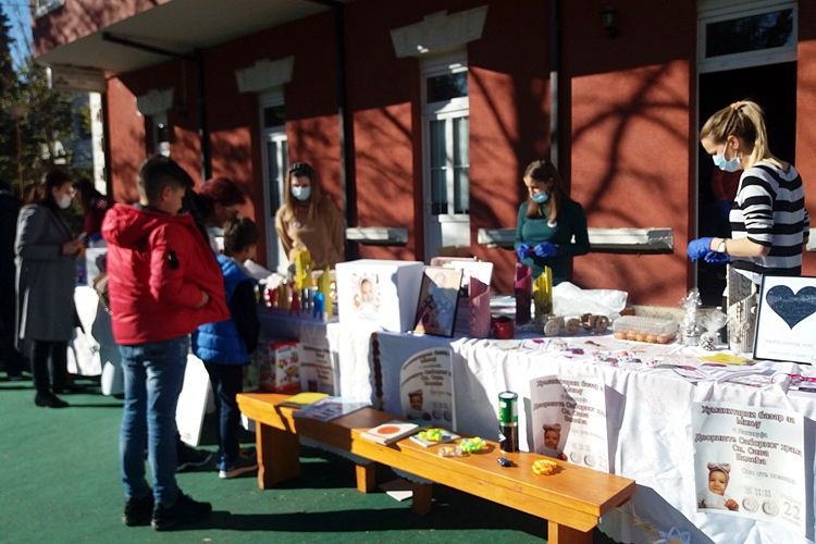У Билећи организован хуманитарни базар за Мињу Матић