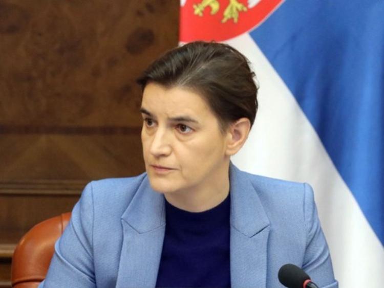 Брнабић: Нова Влада Србије наставиће са подршком Републици Српској