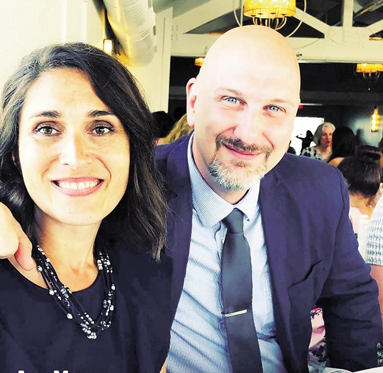 Ana sa suprugom Dzon Mann.JPG (243 KB)