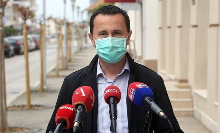 Мирко Ћурић: Појачати контролу у складу са мјерама Републичког штаба за ванредне ситуације