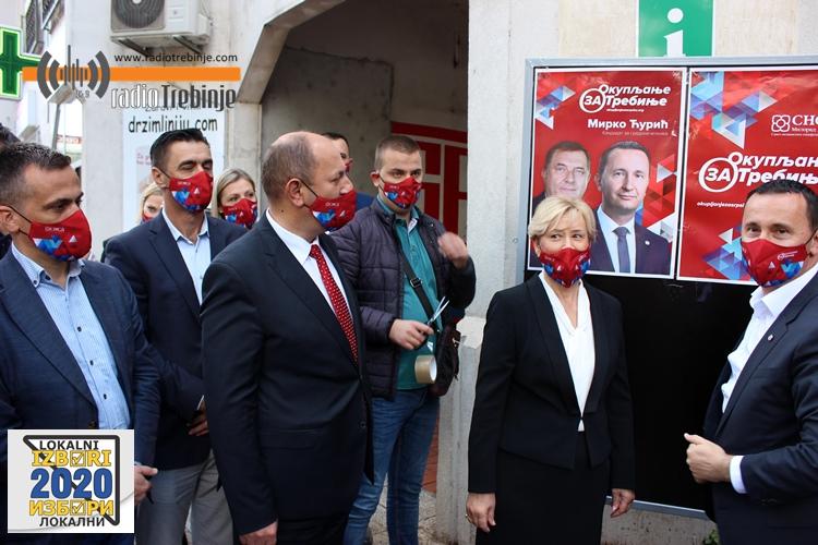 Ћурић: Очекујем 70 одсто гласова
