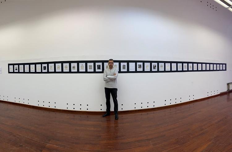 Изложба радова ТРИ умјетника у Бихаћу