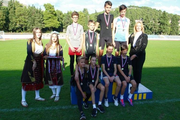 Требињски атлетичари успјешни на првенству РС