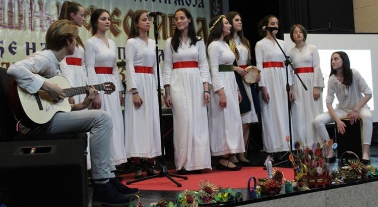 Етно група Симонида побједник фестивала младих у Неготину