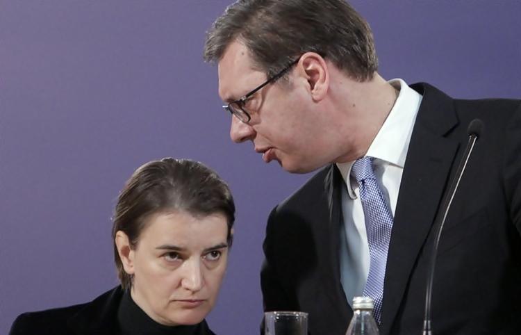 Ана Брнабић мандатар за састав нове Владе Србије
