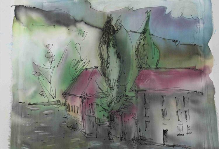 Muzej Hercegovine: Izložba likovnih radova nastalih tokom izolacije brojnih umjetnika iz regiona